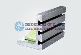 Cast Iron T-slotted angle plates