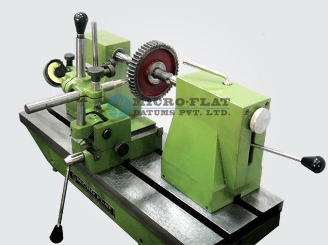 Gear Pcd Runout Checking Attachment Concentricity